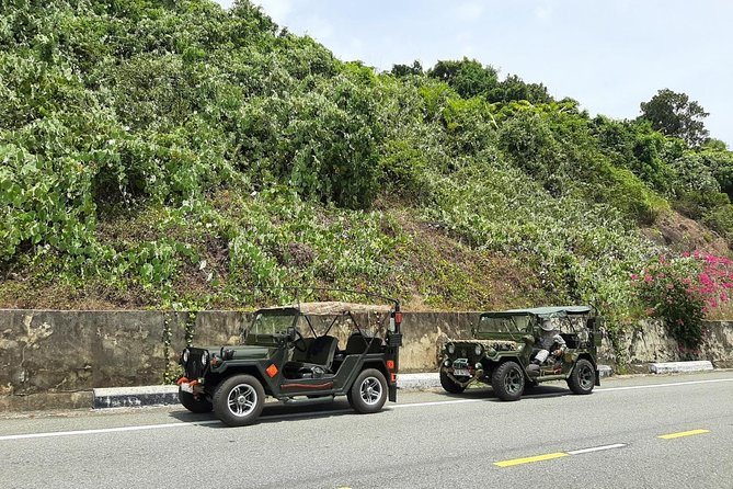 Private jeep tour from Hoi An to Hue passing Hai Van Pass photo 5