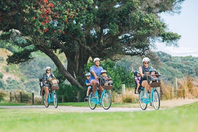 Family Bike Hire in Mount Maunganui / Tauranga Area