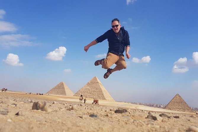 Half day tour to the Pyramids