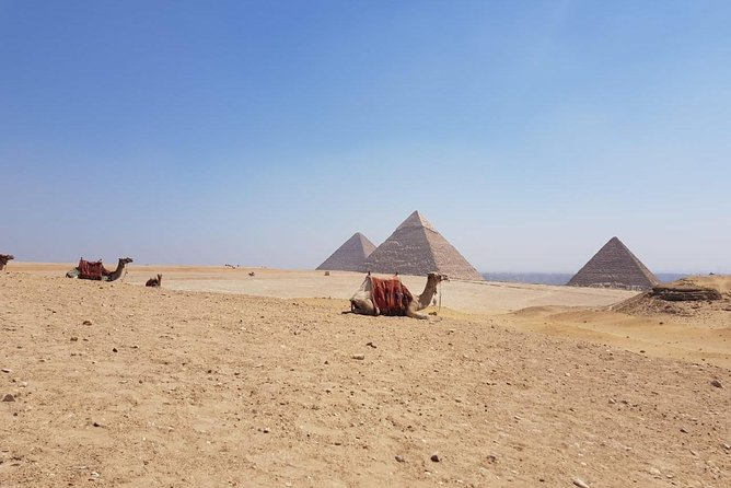 Pyramids of Giza and the Egyptian Museum Full day tour photo 11