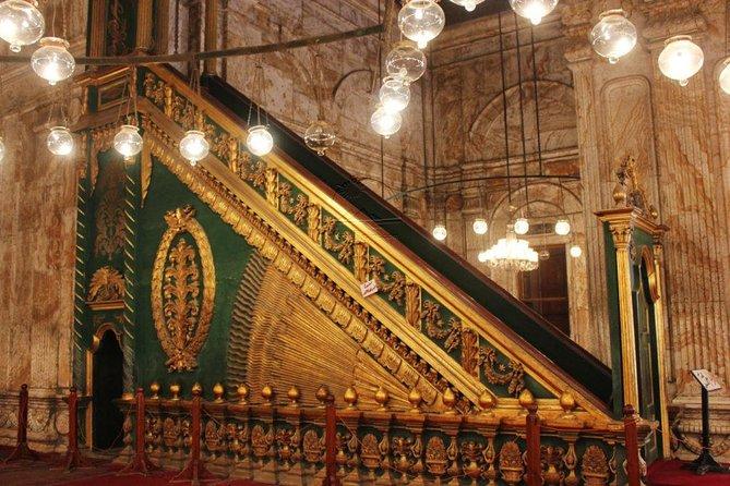 Old Islamic & Coptic Cairo Tour