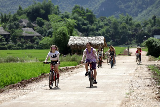 [Biking Tour] Discovering Mai Chau (Half-day)