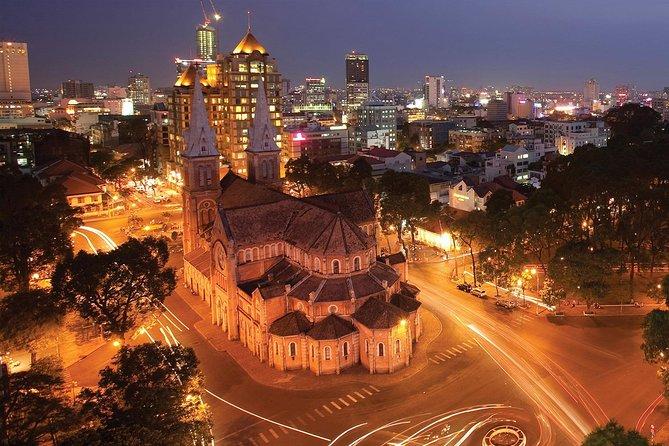 Explore Half Day Ho Chi Minh City Tour