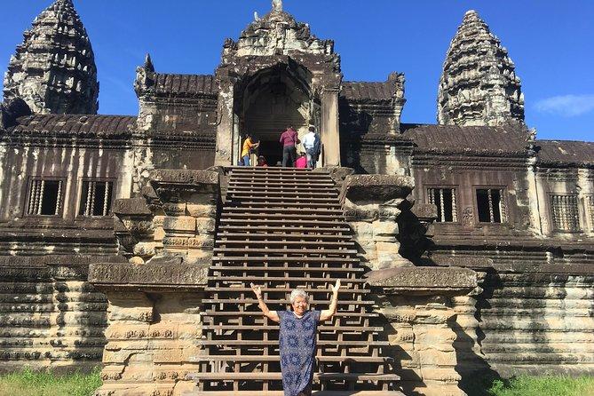 Siem Reap Highlight 5 Days Private Tours