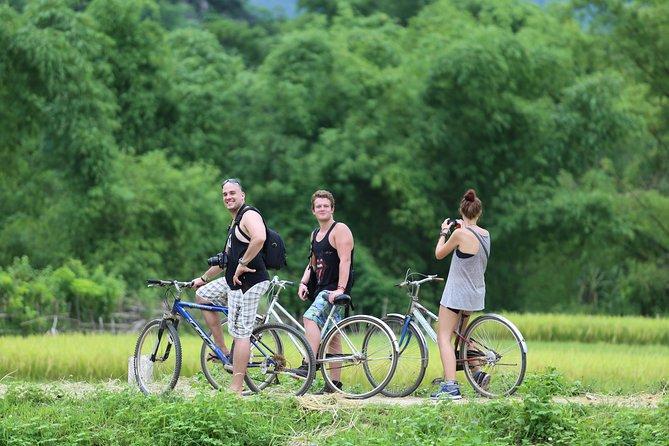 [Biking Tour] Discovering Mai Chau (Half-day)