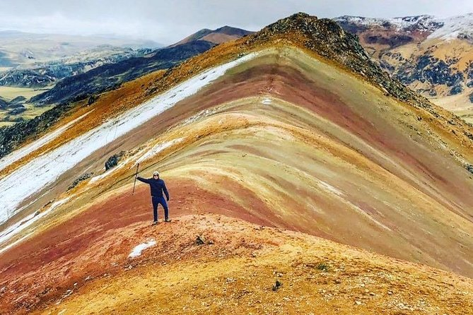 Rainbow Mountain (Vinicunca) Day Trip