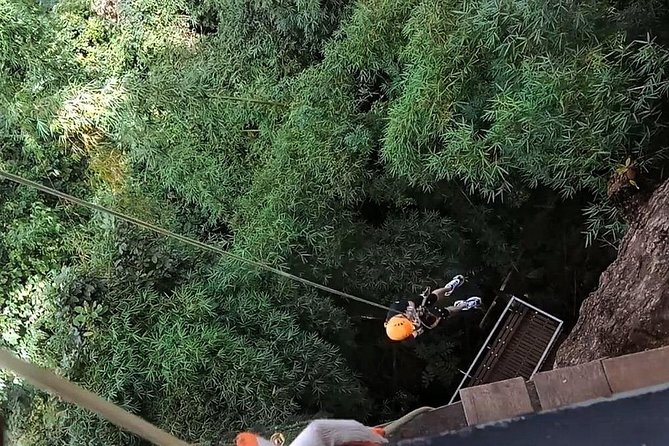 Skyline Adventure Zipline Experience from Chiang Mai photo 2