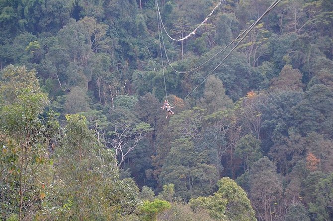 Skyline Adventure Zipline Experience from Chiang Mai photo 7