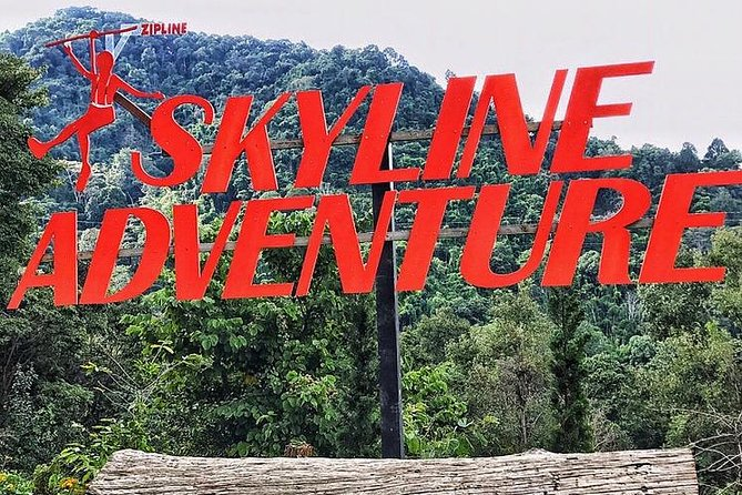 Skyline Adventure Zipline Experience from Chiang Mai photo 9