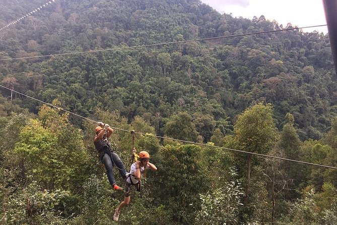 Skyline Adventure Zipline Experience from Chiang Mai photo 10