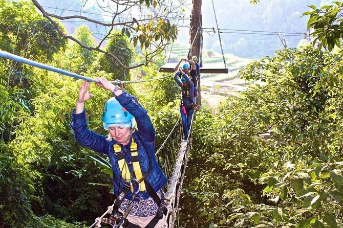 Skyline Adventure Zipline Experience from Chiang Mai photo 8