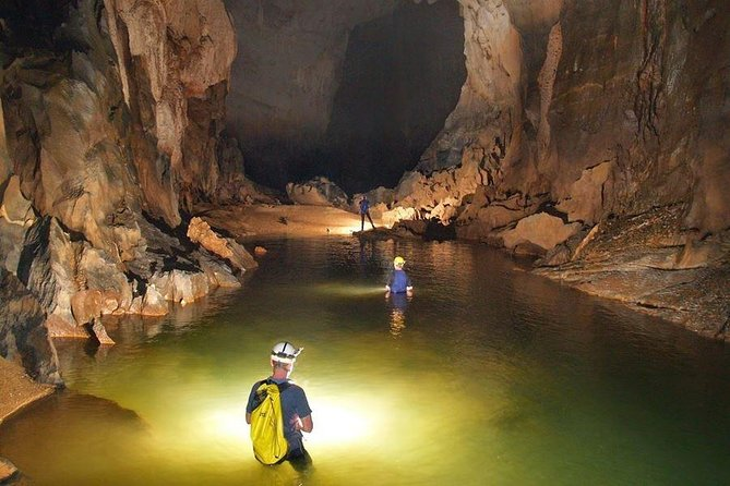 Explore Caving With Ziplines, Kayaks, and Giant Mud Baths