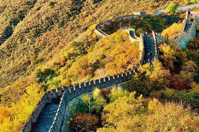 Layover Private Tour Hiking From Jiankou To Mutianyu Great Wall