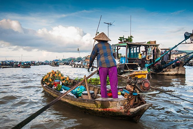 2-day Mekong Delta tour with Floating Market