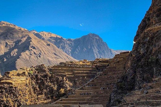 Tour to the Sacred Valley + Maras Moray