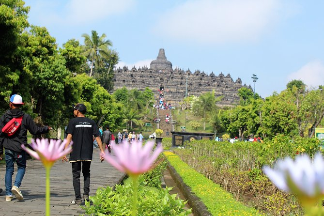 Borobudur Temple Combined Ticket - Admissions