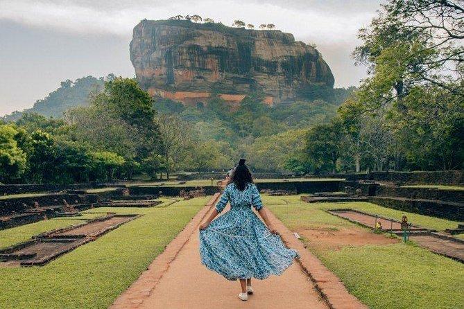 Sigiriya and Dambulla Day Tour from Kandy