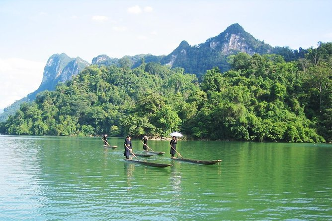 Ba Be lake ­ Ban Gioc waterfall group tour 3 days 2 nights