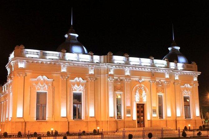 Night Baku Tour