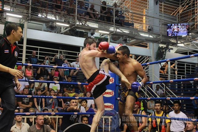 Phuket Bangla Boxing Stadium VIP Seat