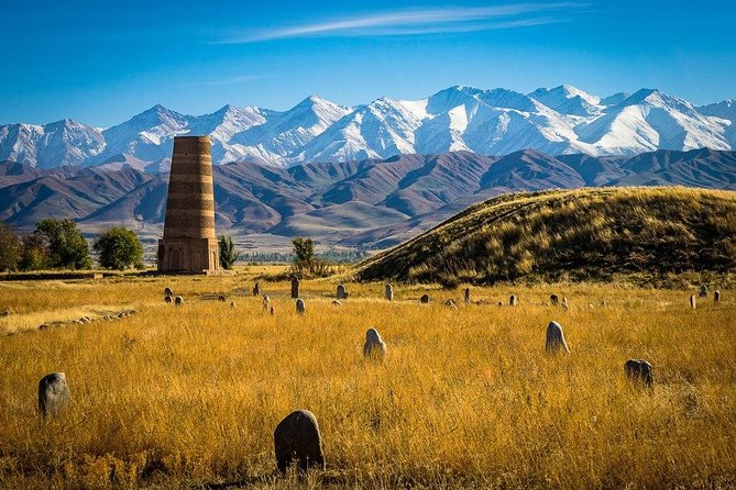 Day tour to Burana Tower and Konorchek Canyons + Dinner with Kyrgyz Family