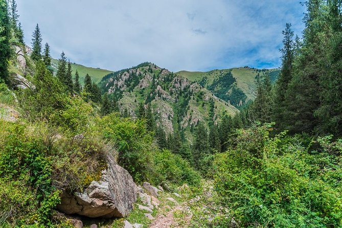 Private 2 day trip to Issyk-Kul (incl. Grigoryev and Semenov gorge) photo 7