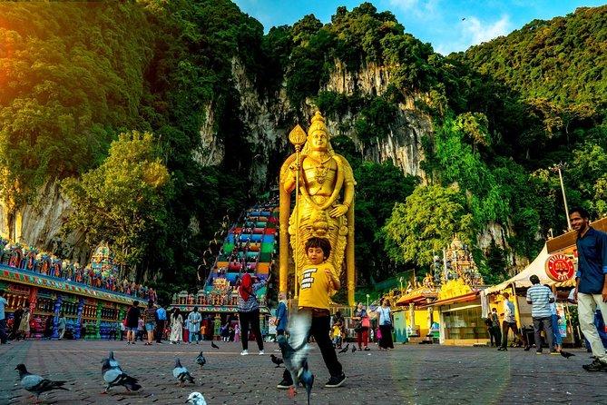 Kuala Lumpur Half day Cultural Group Tour With Batu Caves