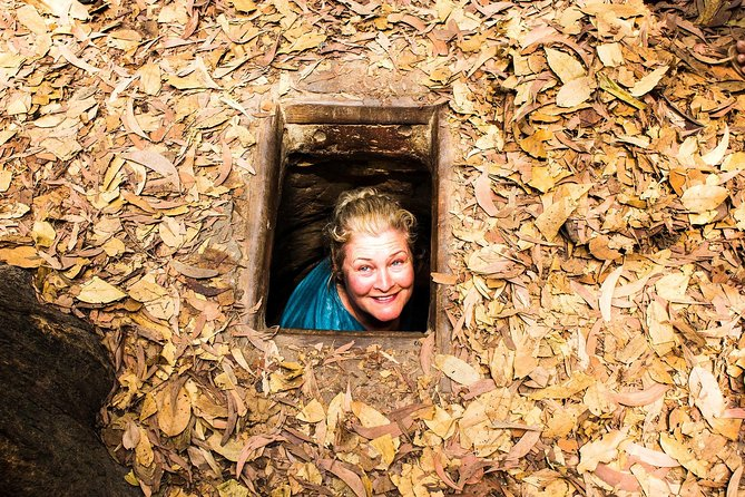 Full-Day Cao Dai Temple - Cu Chi Tunnels photo 6