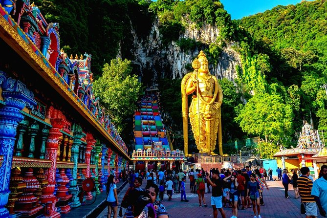 Kuala Lumpur Half Day Batu Caves And Cultural Group Tour