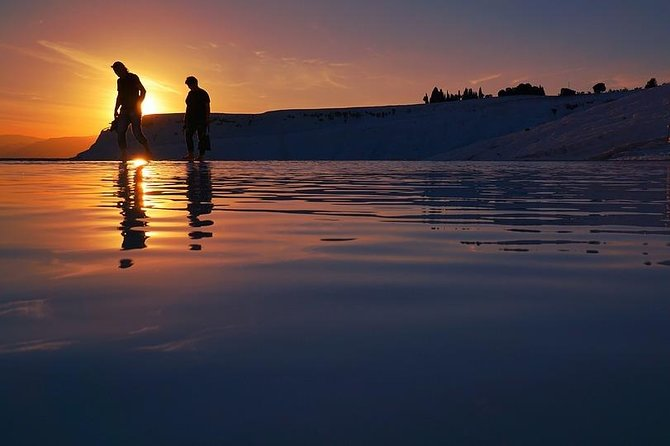 Daily Guided Pamukkale and Laodicia Tour with Pick up from Hotel in Pamukkale.