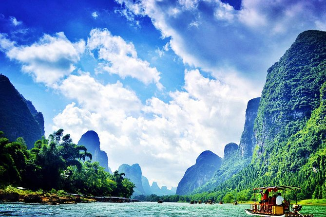 Explore the Chinese countryside from YangShuo to LongJi (Guilin started)