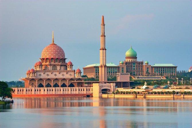Malacca City To Kuala Lumpur City EN-ROUTE Putrajaya City Tour