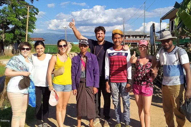 2Days 1Night Trekking Kalaw to Inle