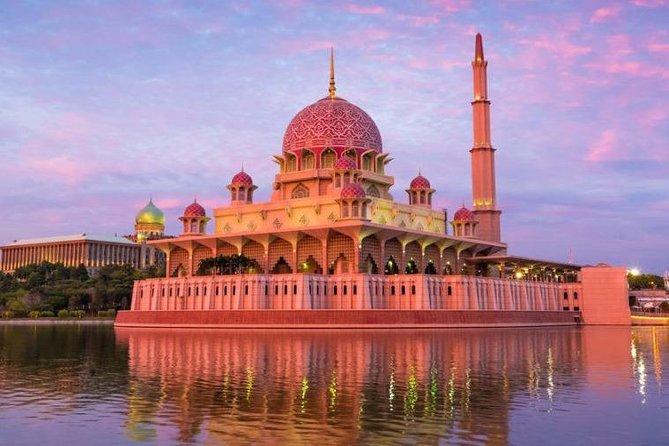 Kuala Lumpur City Hotels to Malacca City Hotels EN-ROUTE Putrajaya City Tour