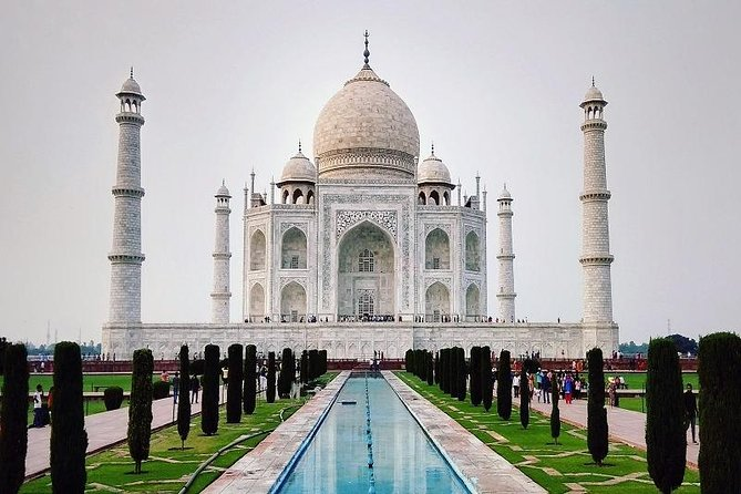 Tajmahal Day Tour By Car from Delhi included Agra Fort and Baby Taj.