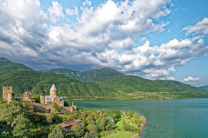 Kazbegi Tour and more