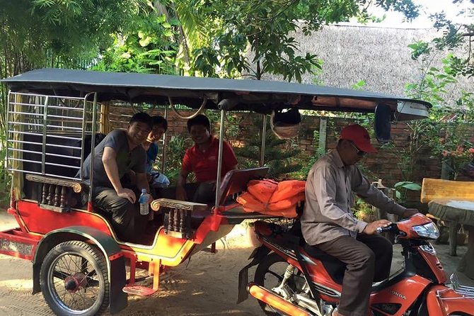 Full-Day Phnom Penh City & Silk Island with a local Tuk Tuk Tours photo 158