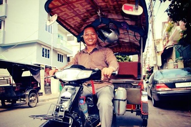 Full-Day Phnom Penh City & Silk Island with a local Tuk Tuk Tours photo 48