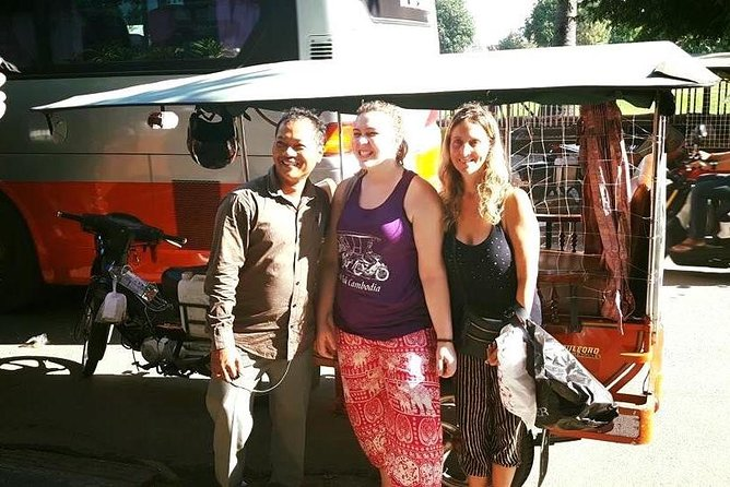 Full-Day Phnom Penh City & Silk Island with a local Tuk Tuk Tours photo 105