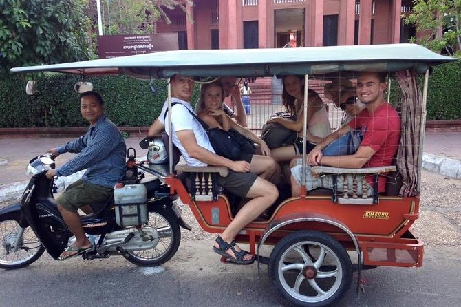 Full-Day Phnom Penh City & Silk Island with a local Tuk Tuk Tours photo 102