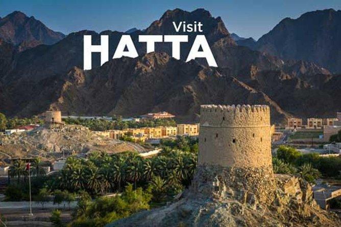 Hatta Dam & Wadi's Tour