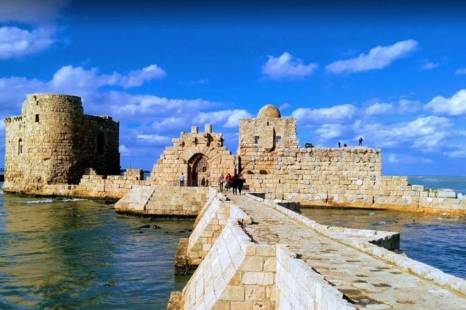 Budget Tour to Sidon, Tyre and Maghdouche
