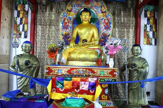 Private Tour Of Tamchinsky Datsan Monastery