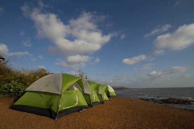 Beach Camping at Kashid