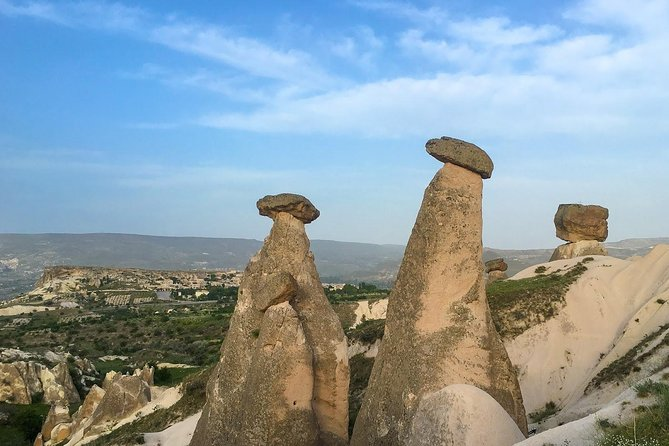 Full Day Cappadocia City Tour with Kaymaklı Underground City incl Indian Lunch