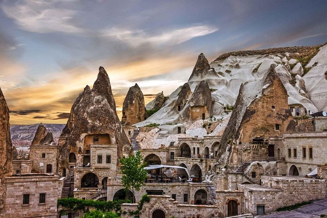 Cappadocia Full Day Tour incl Goreme Open Air Museum with Indian Lunch
