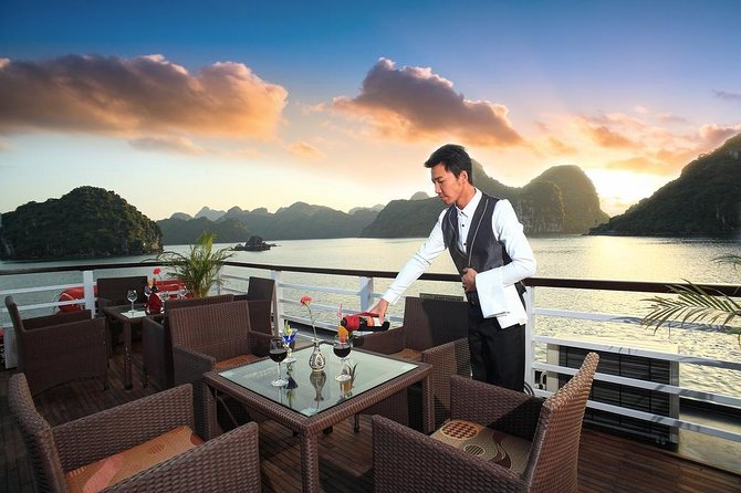 Ha Long Bay 3 Days 2 Nights On Apricot Premium Cruise- 4 Star photo 12