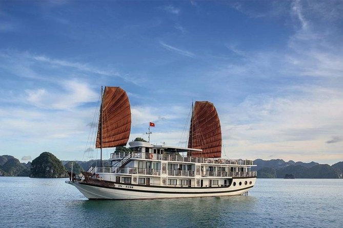 Ha Long Bay 3 Days 2 Nights On Apricot Premium Cruise- 4 Star photo 1