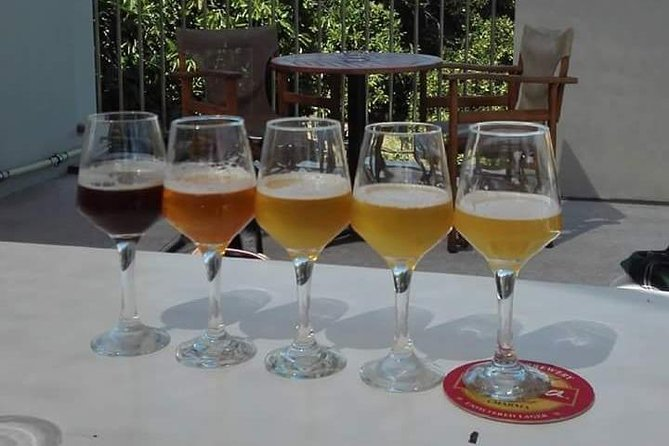 Private Wine and Beer Tour, Visit 2 Breweries and 2 Wineries (8 hours)