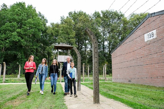 Camp Vught & Historical s'Hertogenbosch WW II Small Group Tour with Canal Cruise